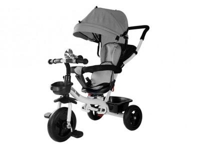 Rower Trójkołowy PRO300 Szary