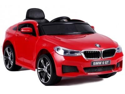 Pojazd na Akumulator BMW 6 GT Czerwone