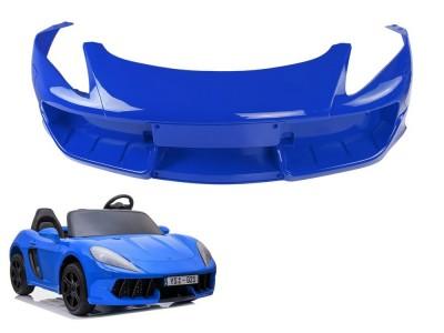 Zderzak przedni do pojazdu Perfecta YSA021 niebieski lakier