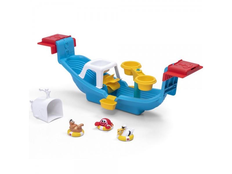Step2 Zestaw Statek do Kąpieli z Deszczownicą + Akcesoria