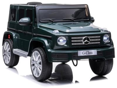 Samochód na akumulator Mercedes G500 Zielony