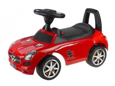 Jeździk Mercedes-Benz SLS AMG Czerwony