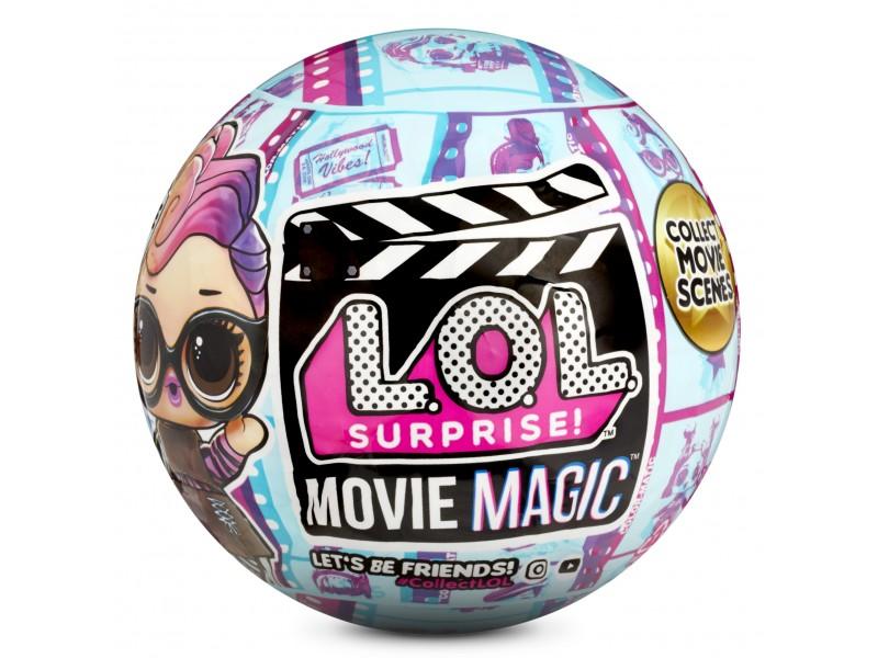 LOL Surprise Movie Magic Laleczka Lalka